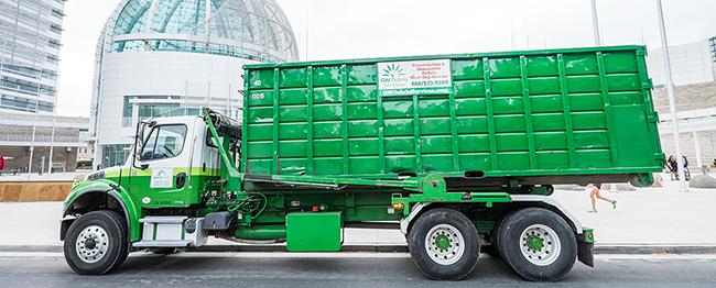 Debris Box Greenwaste Recovery